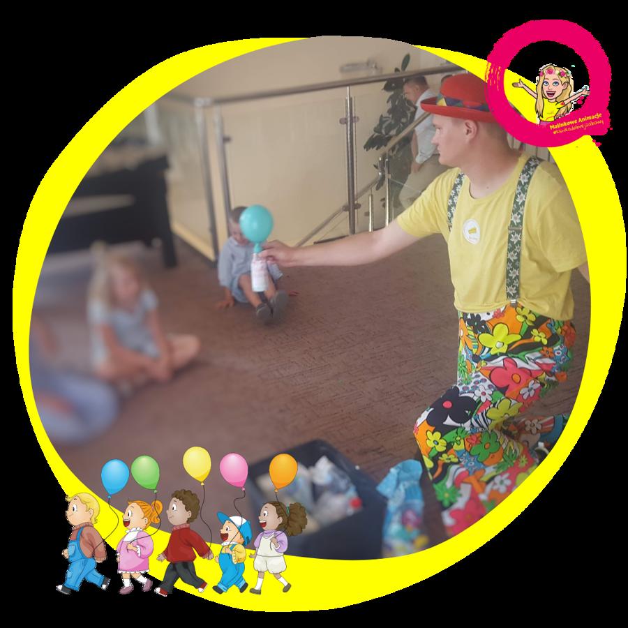 warsztaty balonowe