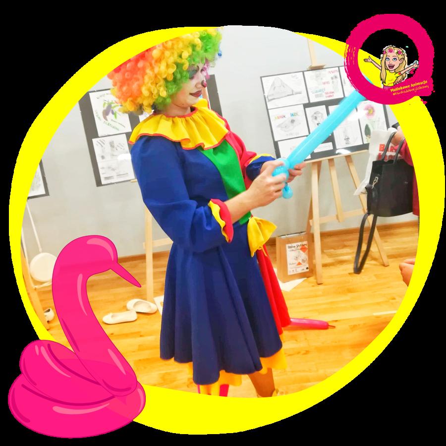 warsztaty balonowe dla dzieci Rzeszów